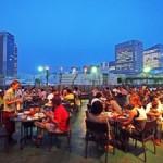 屋内でも飲める横浜のビアガーデンに行こう!